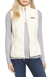 Vineyard Vines Women's Sea View Fleece Vest
