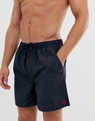 French Connection Swim Shorts Navy
