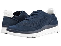 Vionic Tucker Navy Men's Lace Up Casual Shoes