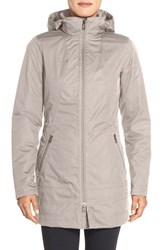 The North Face Women's 'Ancha' Hooded Waterproof Parka Simply Taupe