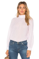 Rolla's Louise Blouse Pink