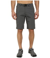 Outdoor Research Equinox Shorts Charcoal Gray