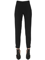Antonio Berardi Cady Stretch Pants Black