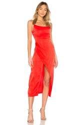 Privacy Please Cleveland Midi Red