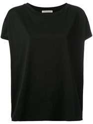 Stefano Mortari Loose Fit T Shirt Black