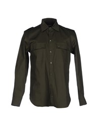 Nineminutes Shirts Military Green
