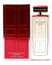 Elizabeth Arden Red Door Aura Eau De Toilette Spray 3.4 Oz. 100 Ml
