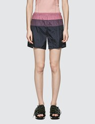 Ambush Navy Waves Beach Shorts