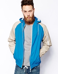 Rains Bomber Jacket Bluestone