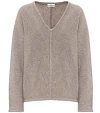 Co Cashmere Sweater Brown