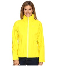 Mountain Hardwear Plasmic Ion Jacket Lemon Twist Women's Coat Orange