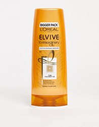 L'oreal Elvive Extraordinary Oil Coconut Conditioner For Normal To Dry Hair 500Ml No Colour