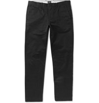 J.Crew 770 Broken In Slim Fit Cotton Twill Chinos Black