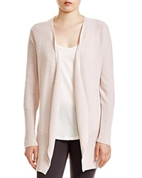Nic Zoe Nic Zoe Long Stitch Cardigan Pink Pearl Heather