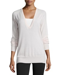 Equipment Kelsey Cashmere Knit Long Top