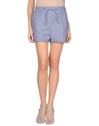 Madame A Paris Shorts Blue