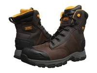 Magnum Baltimore 6.0 Wp Composite Toe Coffee Men's Work Boots Brown