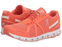 On Cloud Lava Running Shoes Red