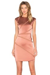 Bailey 44 Vordelik Dress Metallic Copper