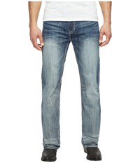 Rock And Roll Cowboy Double Barrel In Medium Vintage M0d1437 Medium Vintage Men's Jeans Blue