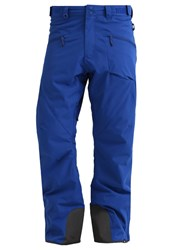 Quiksilver Boundary Plus Waterproof Trousers Sodalite Blue