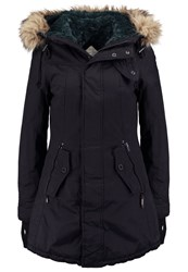 Khujo Milo Winter Coat Black