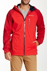 Columbia Sector Reflector Exs Jacket Red