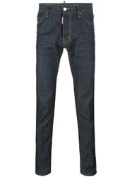 Dsquared2 Skinny Jeans Blue