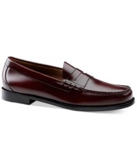 G.H. Bass And Co. Men's Larson Loafers Men's Shoes Burgundy