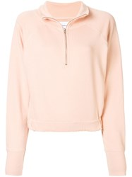 Current Elliott Half Zip Sweatshirt 60