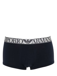 Emporio Armani Stretch Cotton Jersey Boxer Briefs