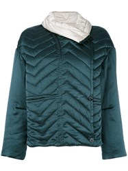Isabel Marant Hector Padded Shell Jacket Grey