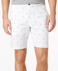 Club Room Starboard Print Shorts Only At Macy's