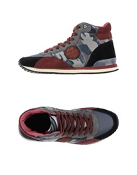 Pepe Jeans High Tops And Trainers Grey