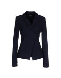 Malloni Suits And Jackets Blazers Women Dark Blue