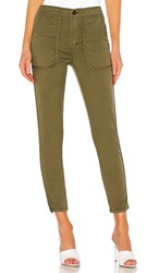 Joie Andira Pant In Olive. Fauna