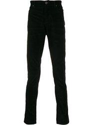 Di Liborio Slim Fit Trousers Black