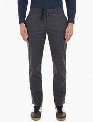 Maison Martin Margiela Grey Relaxed Wool Trousers