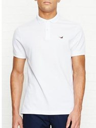 Barbour 1894 Warkworth Polo Shirt White