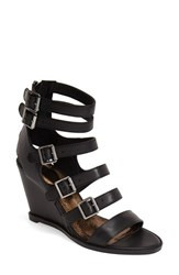 Women's Matisse 'Honor' Wedge Sandal Black
