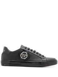 Philipp Plein Low Top Snakers Black