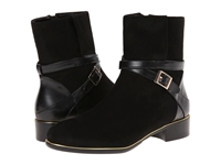 Love Moschino Flat Ankle Boot With Buckle Detail