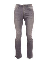 Garcia Men's Tapered Jeans Grey