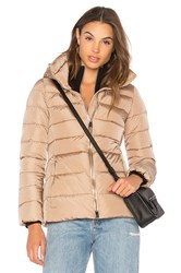 Add Down Jacket Taupe