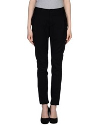Gold Hawk Casual Pants Black