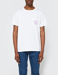 Obey Totally Awesome Ss Tee White