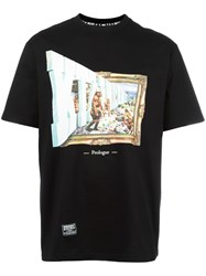 Ktz Prologue Print T Shirt Black