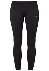 Mizuno Tights Black Charcoal