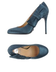 Viktor And Rolf Pumps Deep Jade