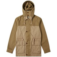 Acne Studios Odell Military Parka Green